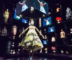 Alexander McQueen's Savage Beauty at The V&A