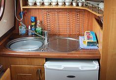 woolfall narrowboats galley