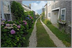 Siasconset, Nantucket...most beautiful place ever. Can't wait to go back some day.