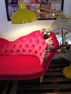 upcycled furniture - Zoe Brewer/ Out Of The Dark collaboration