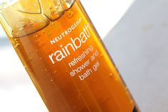 Neutrogena Rainbath- please get on it.