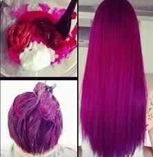 Bildergebnis für lila haarfarbe directions