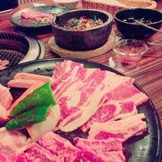 肉食べたい #肉#安楽亭#ビビンバ