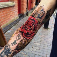 Rose Rose ttatto