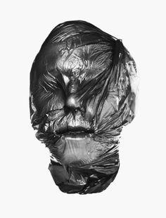Dmitri Gerasimov / Head in the Package / Photography / 2011 Graphic Design Typography, Graphic Art, Recherche Photo, A Level Art, 3d Drawings, Gcse Art, Art Club, Horror Art, Art Plastique