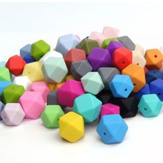 silicone beads australia, 2016 new color teething beads wholesale silicone beads australia