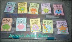 Class Dojo Brag tags. Great!