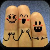 Cool Finger Faces - Make Your Fingers Look Funny & Cool from Camera & Photo for iPhone/iPad
