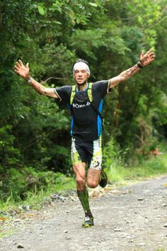 #SCOTT #Running athlete Marco De Gasperi wins the El Cruce Columbia race in Patagonia!
