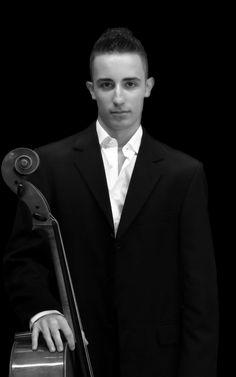 My son cello.
