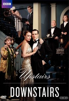 Upstairs Downstairs (2010). Season One of the BBC television series directed by Euros Lyn and Saul Metzstein; starring Keeley Hawes, Ed Stoppard and Adrian Scarborough. One of the most loved television series of all time is brought back to life with a fresh cast and sumptuous production values.