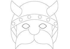 Viking mask