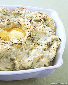 Colcannon- This, my friends, is the ultimate comfort food! My Irish blood runs deep and I love all versions of this recipe! This traditional Irish potato dish can be assembled up to two hours ahead and browned just before serving. Irish Potatoes, Mashed Potatoes, Colcannon Potatoes, Russet Potatoes, Colcannon Recipe, Quiche, Sandwiches, Irish Recipes, Potato Dishes