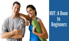 HIIT for Weight Loss : A boon to Beginners - http://www.newsduet.net/hiit-fat-loss-a-boon-to-beginners/