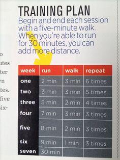 Beginner's Guide To Running Yoga Fitness, Fitness Tips, Fitness Motivation, Health Fitness, Running Plan, Running Tips, Beginners Guide To Running, Endurance Training, Marathon Training