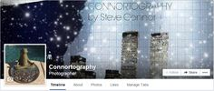 Connortography Facebook Screenshots