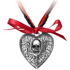 Alchemy Gothic The Reliquary Heart Locket