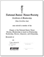 National Honor Society Pillars Nhs Njhs Pinterest