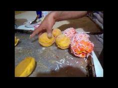 Campechanas (Receta) Pan Dulce - YouTube