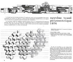 """Alexis Josic, """"Recherche de systèmes urbains"""""""