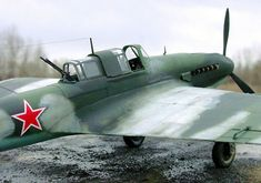 The Ilyushin Il-2 Shturmovik was one of the most formidable ground attack aircraft of World War II, and was produced by the Soviet Union in huge numbers; a total of 36,163 according to one source. It is believed to be the biggest production run of any aircraft in history.