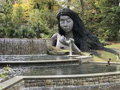Atlanta Botanical Garden, Botanical Gardens, Buddha, Statue, Art, Art Background, Kunst, Gcse Art, Sculptures