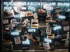 Vitrines Nike - Londres, novembre 2010 by JournalDesVitrines.com, via Flickr