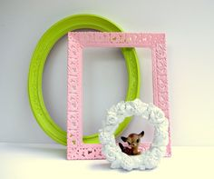 colorful frames on Etsy......