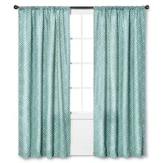 Threshold™ Greek Key Curtain Panel