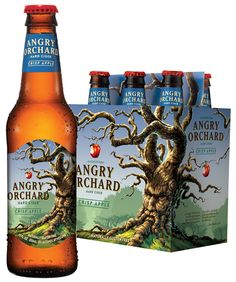 Angry Orchard Crisp Apple...traditional dry is better. Pear Cider is even better!!