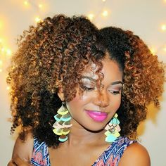 Gorgeous #twistout #naturalhair Loved By NenoNatural! #naturalhairstyles #curlyhair #kinkyhair #nenonatural #vlogger #blogger #hairblogger