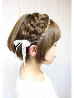 結婚式のおすすめヘアメイク!!編み込みヘアーをご紹介します ... 出典:http://imgbp.hotp.jp. 結婚式で使える編み込みヘアー③
