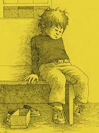 Alexander and the Terrible, Horrible, No Good, Very Bad Day by Judith Viorst, illustrated by Ray Cruz (1972)
