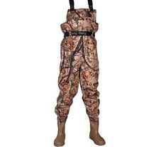 Size 39 Fishing Pants boot-foot fishing waders Stocking Foot Fly Carp Tall Over The Knee High Buckler Rain Boots Free Fisher