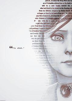 Bioshock Infinite. Elizabeth.