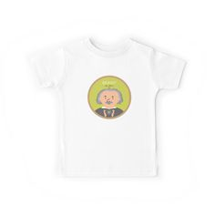 Brainy like Einstein kids shirt • Also buy this artwork on apparel, stickers, phone cases, and more.