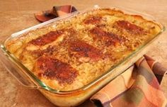 How to Bake An Easy Chicken and Rice Casserole
