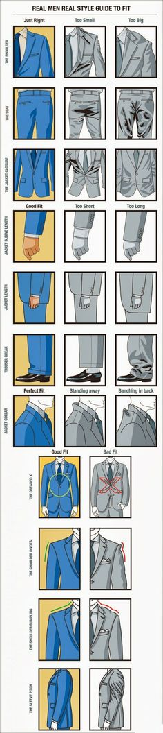 FUN INVENTORS: Real men real style guide to fit..!!