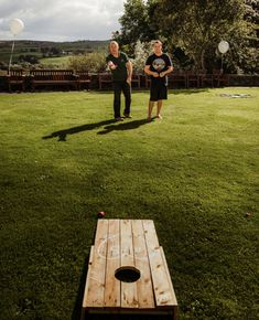 Muirti and our GM Aidan having a game of cornhole before the wedding preparation began 😄 Georgian Homes, Wedding Preparation, Cornhole, Old Things, Game, Gaming, Toy, Games, Corn Hole Bags