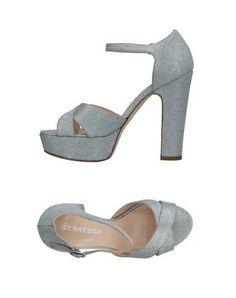 STRATEGIA Sandals. #strategia #shoes #