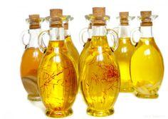 Aceites aromatizados, preparación | Velocidad Cuchara