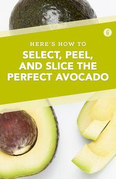 Slice that avocado to perfection! #avocado #cooking #tips