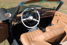 #BruceAdams190SL restoration project: 1960 Mercedes Benz #190SL. Chassis #: 121-040-10-019978 Engine #: 921-10-020110 Body #: 121-040-10-02652. Paint #: DB 534 Rot (Red) Body color/Hardtop 040 Black. Interior #: Leder 1060 Creame. Top #: Beige 702 (Verdeck) - See more at: http://www.bruceadams190sl.com/project/1960-190-sl-borchert/#sthash.f7vxX89S.dpuf