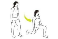 Voici une séance d'entraînement qui promet de brûler jusqu'à 600 calories en seulement 4 minutes. comprend des sauts avec écart, des squats, des pompes(hyper simples) et des fentes. ♥