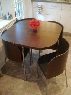 kitchen furniture for small kitchen. Easy And Simple Steps For A Cool Small Kitchen Table  Tables Furniture LaurieFlower 024 15 Insanely Clever Solutions Every Home Needs Apartments