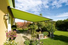 Pergola With Retractable Shade   ... to step through the Photo Gallery for the Marklux Pergola 110 Awning