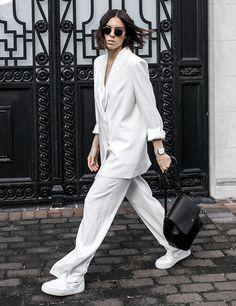 Le parfait look noir et blanc #49