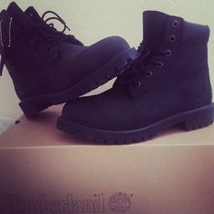 everyone should have 1 pair of timbs!