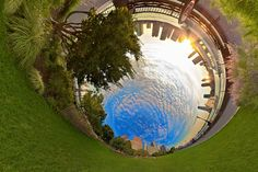 Randy Scott Slavin's 'Alternate Perspectives' Photo Series Shows A 360 Degree World