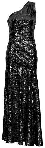 """Pin for Later: 50 elegante, bodenlange Abendkleider unter 100 €  Four Flavor One-Shoulder bodenlanges Abendkeid """"Eva"""" (ursprünglich 130 €, jetzt 70 €)"""